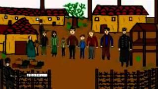 """Cartone animato vincitore del concorso nazionale """"i giovani ricordano la shoah"""" realizzato dagli alunni delle classi iv a/b iii circolo didattico """"g. maz..."""