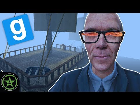 Let's Play - Gmod: Prop Hunt - Pirate Proppin'