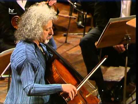 Shostakovich: Cello Concerto n.1 op.107 - Mischa Maisky - 3rd mvt.