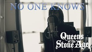 QOTSA - No One Knows Cover (No disponible en moviles)