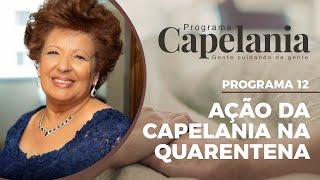 Capelania   Ação da Capelania na Quarentena   IPP TV