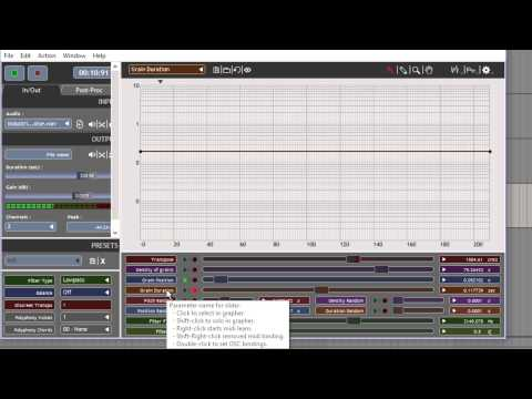 Tutorial: Working with Cecilia and Audio