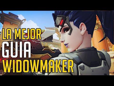 Guia Widowmaker | De mancos para mancos | Overwatch | Keita hitori