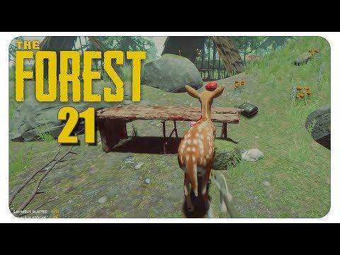 Ab ins Schneegebiet #21 The Forest Coop [deutsch] - Let's Play Together