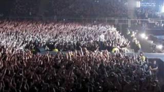 Depeche Mode - Never Let Me Down Again - Live in Łódź, Poland, 10.II.2010, Mixcam Bootleg HD