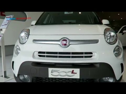 NEW 2016 Fiat 500L - Exterior and Interior