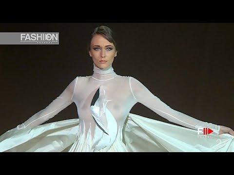 STEPHANE ROLLAND Haute Couture Spring Summer 2018 Paris - Fashion Channel