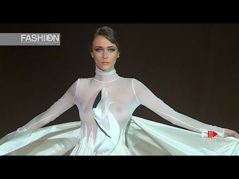 STEPHANE ROLLAND Haute Couture Spring Summer 2018 Paris - Fashion Channel