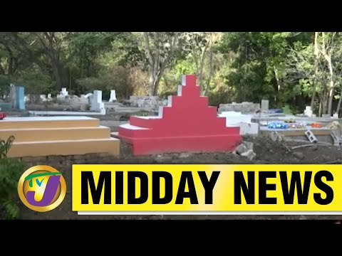 No Space to Bury the Dead in St. Thomas Jamaica | TVJ News - June 3 2021