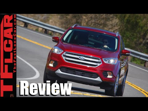 2017 Ford Escape First Drive Review: With Not 1 but 2 New Turbo Engine Options