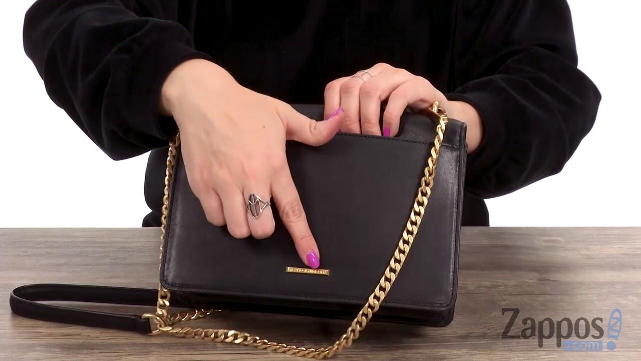 d86faaac18a6 Rebecca Minkoff Christy Medium Shoulder Bag SKU  9061974 - YouTube