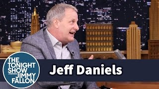 Jeff Daniels Once Left His Wife at a Truck Stop