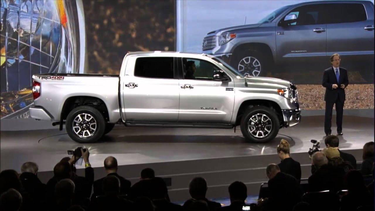 Toyota Tundra - расход топлива Тойота Тундра, клиренс ...