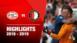 Samenvatting | PSV - Feyenoord (Johan Cruijff Schaal 2018)