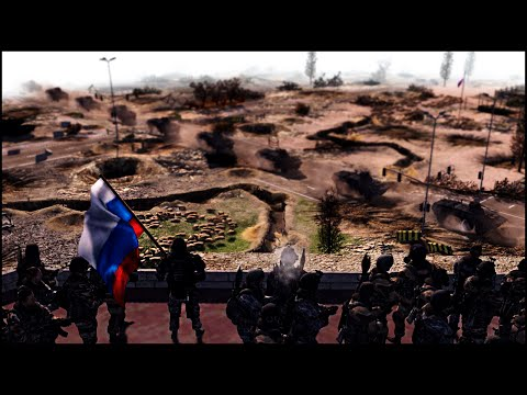 RAISING THE RUSSIAN FLAG - Call of Duty: World War 3 Mod Gameplay