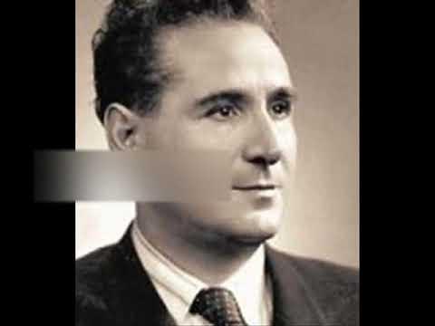 Giacomo Lauri Volpi - A te, o cara (Bellini - I puritani).wmv