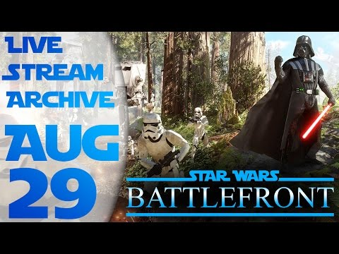 High Energy Battlefront LIVE! (Archive – August 29, 2016)