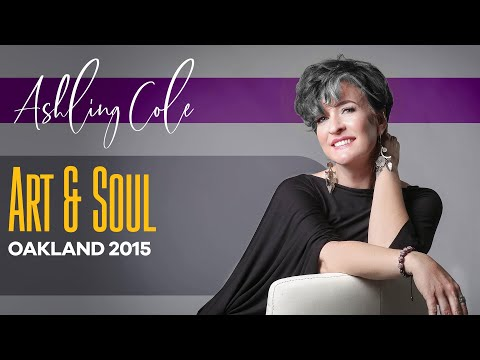 Ashling Cole at Art & Soul Oakland 2015