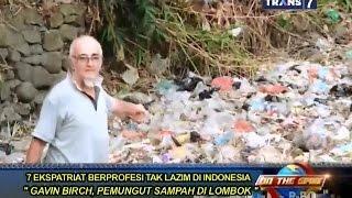 On The Spot - 7 Ekspatriat Berprofesi Tak Lazim di Indonesia