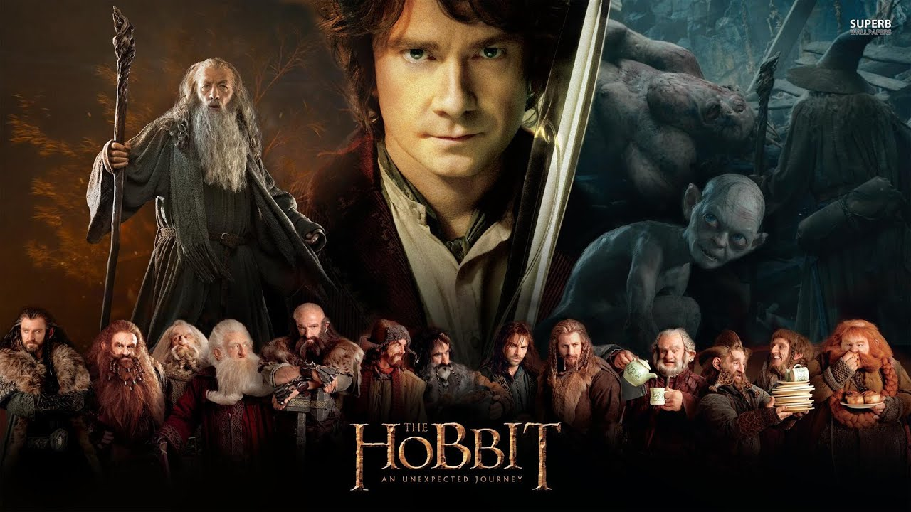 Hobbit Desolation Smaug Banner