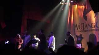 """Wu-Tang """"Duel Of The Iron Mic"""" - Live in Austin"""