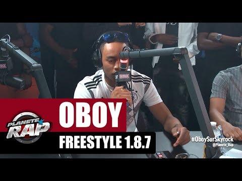 Youtube: Oboy – Freestyle 1.8.7 #PlanèteRap