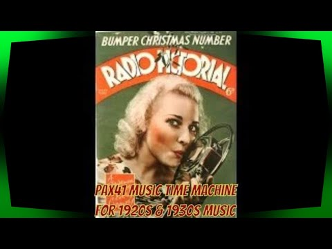 The Sophisticated 1930s Music Of London @Pax41