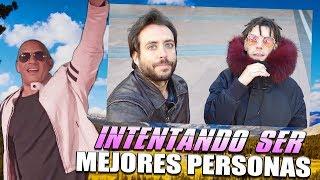 JORDI WILD y KIDD KEO intentando ser MEJORES PERSONAS feat. VIN DIESEL