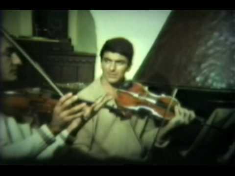 The dePasquale String Quartet - The Music Men - Part 1