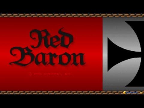 Red Baron gameplay (PC Game, 1990) thumbnail