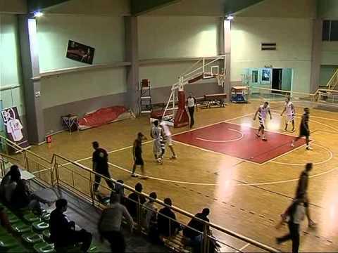 Basket: BPC Virtus Cassino - Fortitudo Cisterna