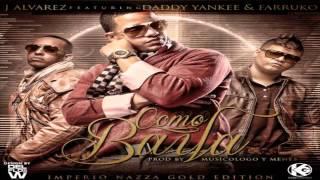 Explosion - J Alvarez Ft. Daddy Yankee & Farruko  (Original) (Con Letra) ★REGGAETON 2012★ / LIKE