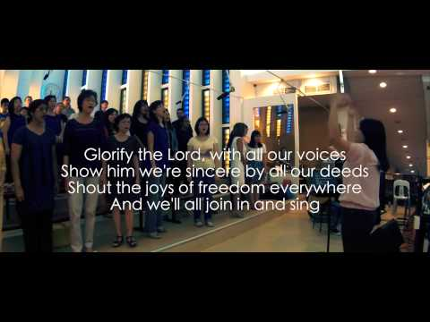 Here We Are (Altogether As We Sing Our Song) OLPS AMC