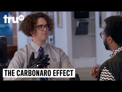The Carbonaro Effect - Digital Lifting Gloves (Extended Reveal) | truTV