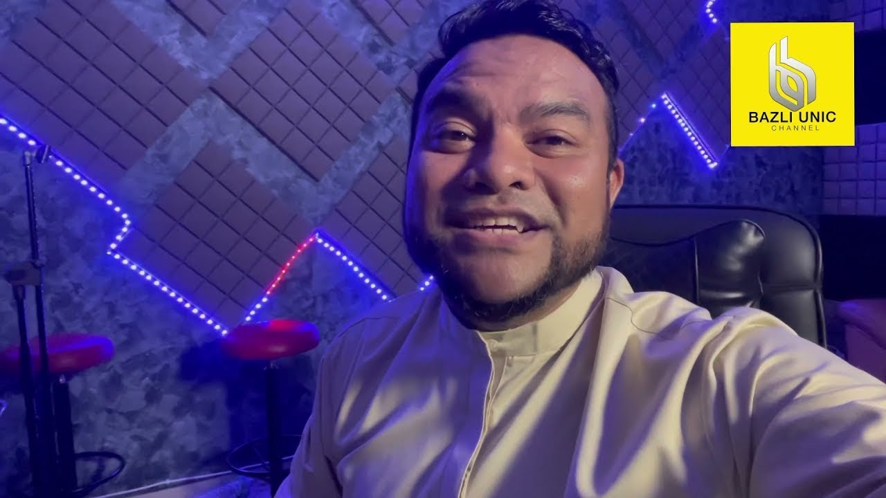 PART 3 : TUTORIAL MUDAH FAHAM SETUP LIGHTING LIVE STREAM MENGAJI BAZLI UNIC