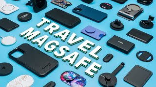 10 MagSafe Accessories for Travel | MagSafe Compatible Chargers, Mounts, Phone Cases, and More