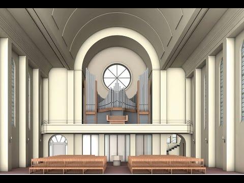 Die neue Orgel - Kleiner Michel, Hamburg - Vorstellung des Konzeptes