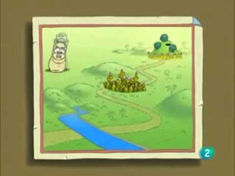 Dora la exploradora Soy el mapa en español - YouTube