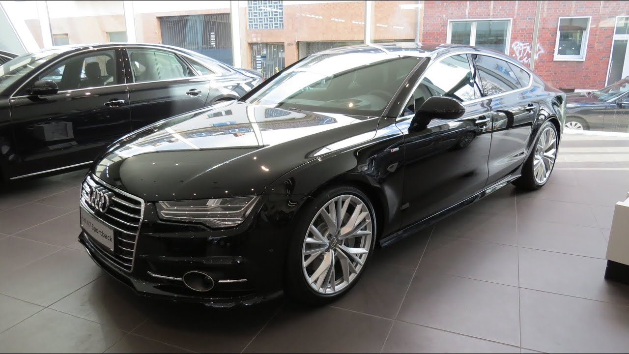 2015 audi a7 sportback 3 0 tdi quattro s line sport youtube. Black Bedroom Furniture Sets. Home Design Ideas