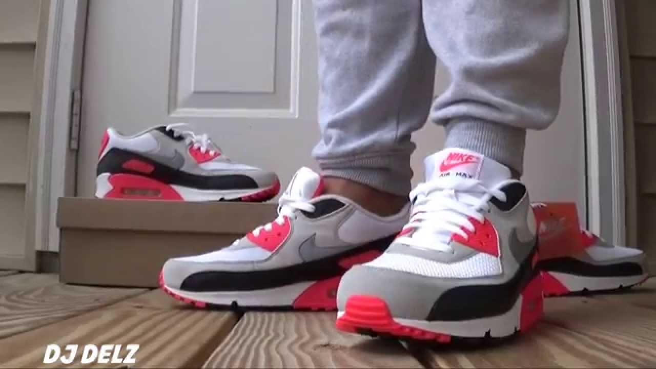 air max 90 sizing