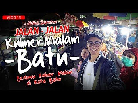 Jajanan Malam Wisata Batu Malang Video Sportnk