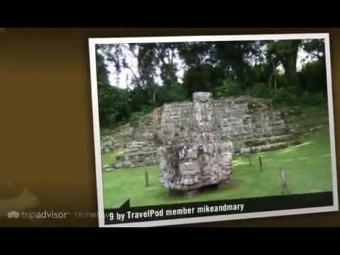 Copan, Honduras (what copan once looked like)