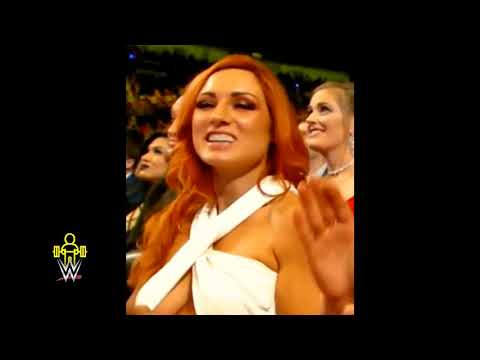 WWE Becky Lynch Hot Exclusive Moments 2018