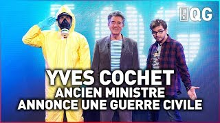 LE QG 24 - LABEEU & GUILLAUME PLEY avec YVES COCHET (ANCIEN MINISTRE DE L'ENVIRONNEMENT)