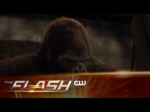 The Flash | Attack on Gorilla City Extended Trailer