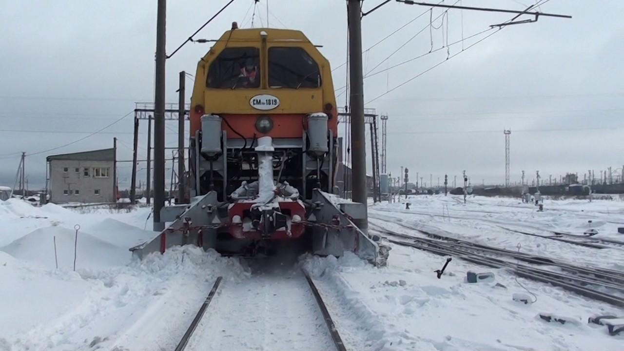 Псс снегоуборочная машина