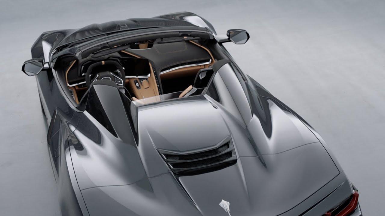 Corvette Top Speed 2020.2020 Chevrolet Corvette Convertible C8 R Race Car Coming This Fall