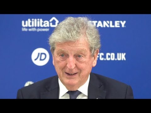 Crystal Palace 1-3 Manchester United - Roy Hodgson Post Match Press Conference - Premier League
