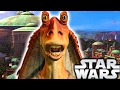 What Happened To Jar Jar Binks After Return of the Jedi? (Canon) - Star Wars Explained