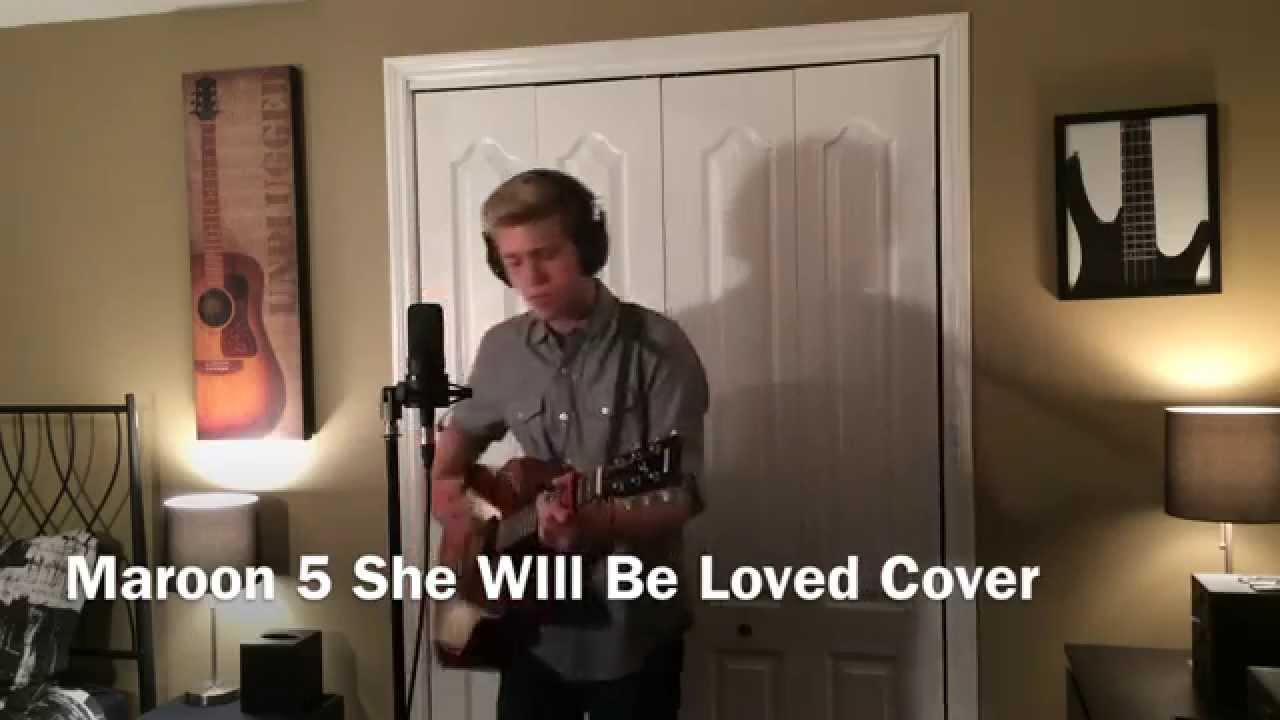 She Will Be Loved (Cover Version of Maroon 5) | JN ...